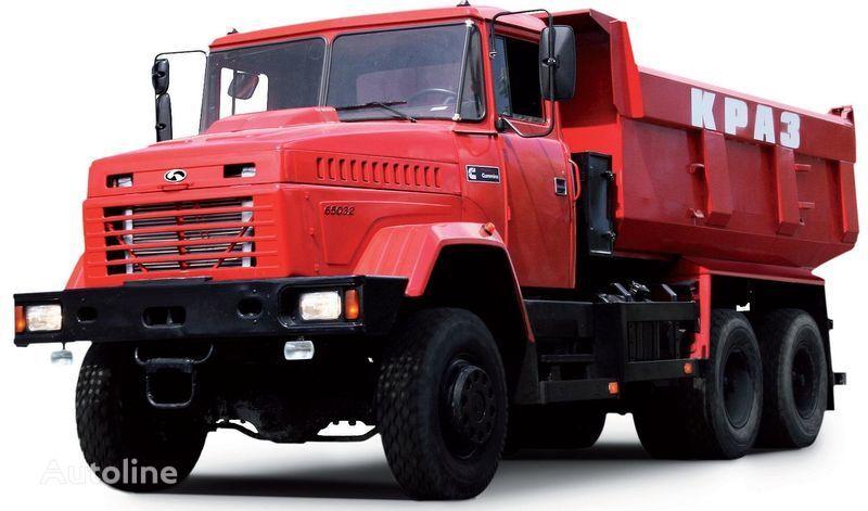 KRAZ 65032 camião basculante novo