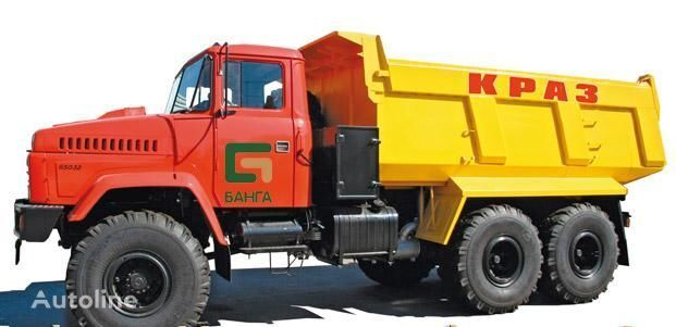 KRAZ 65032-060 camião basculante