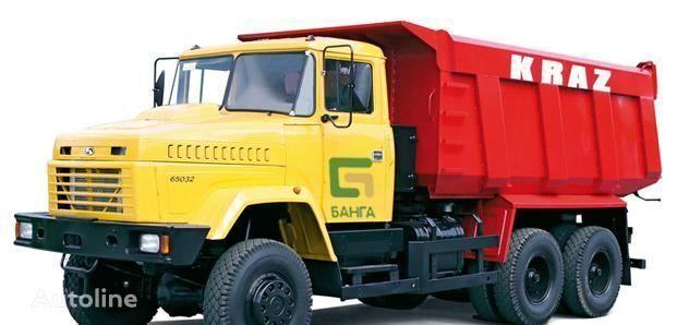 KRAZ 65032-068 camião basculante
