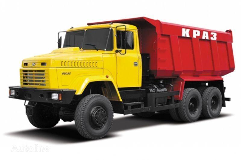 KRAZ 65032 tip 5  camião basculante