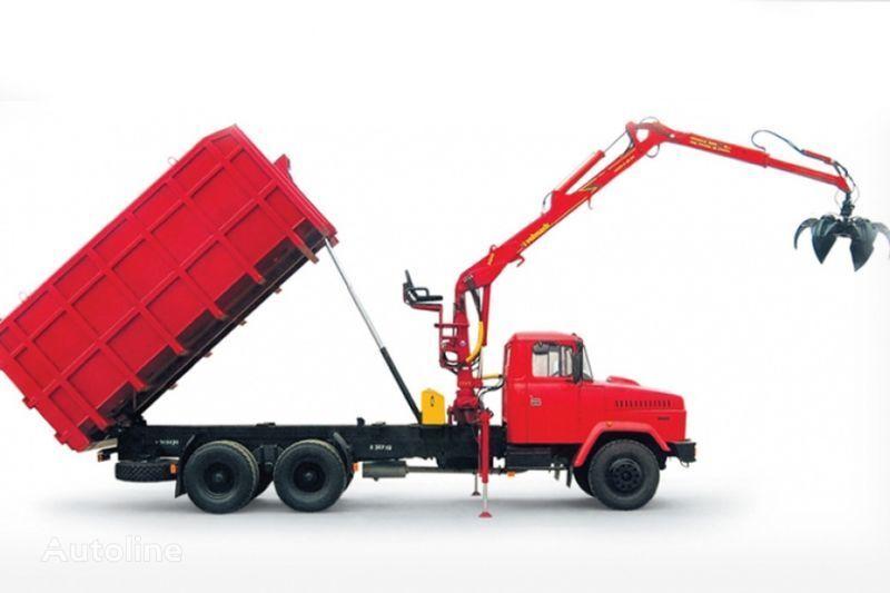 KRAZ 65053 lomovoz  camião basculante