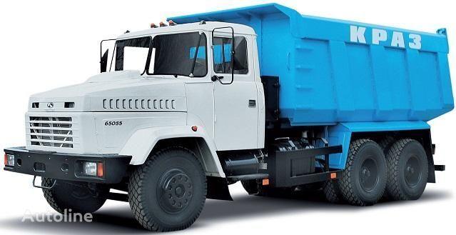 KRAZ 65055 camião basculante