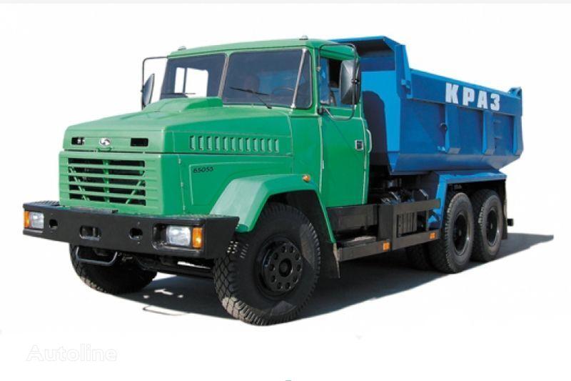 KRAZ 65055 tip 1  camião basculante
