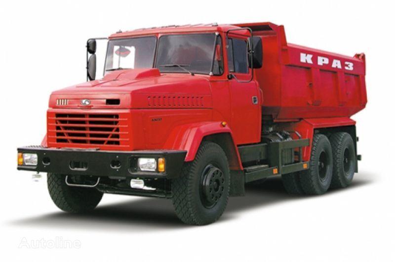 KRAZ 65055 tip 2 camião basculante