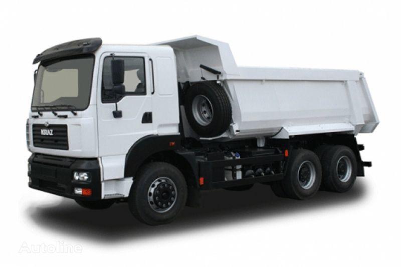 KRAZ C26.2M camião basculante