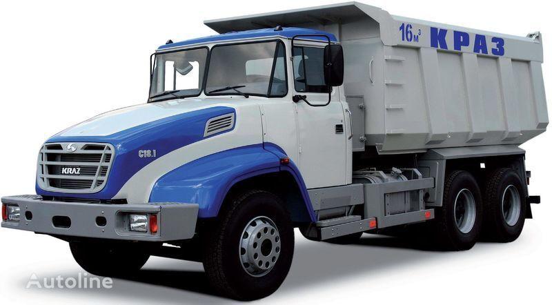 KRAZ S18.1 camião basculante novo