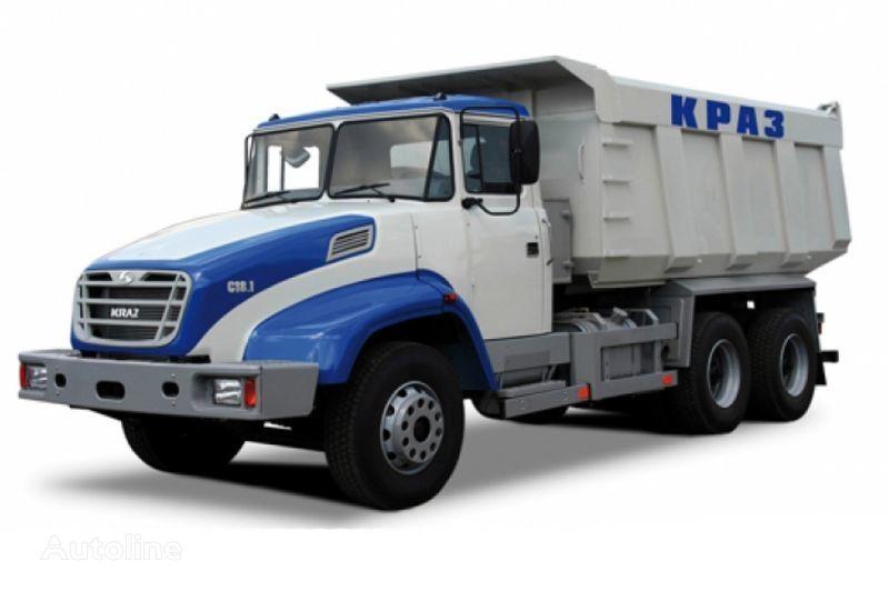KRAZ S18.1  camião basculante