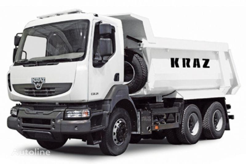 KRAZ S20.2R  camião basculante
