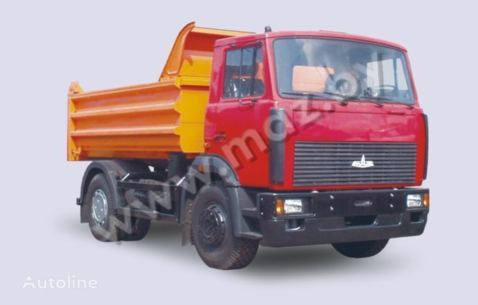 MAZ 5551 (A5, 45) camião basculante