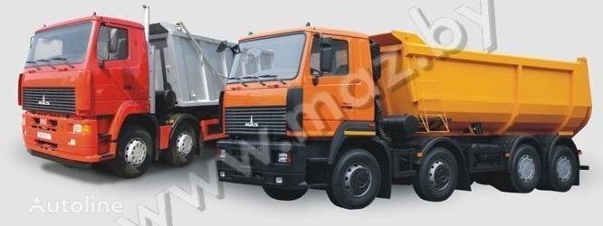 MAZ 6516A8 camião basculante novo