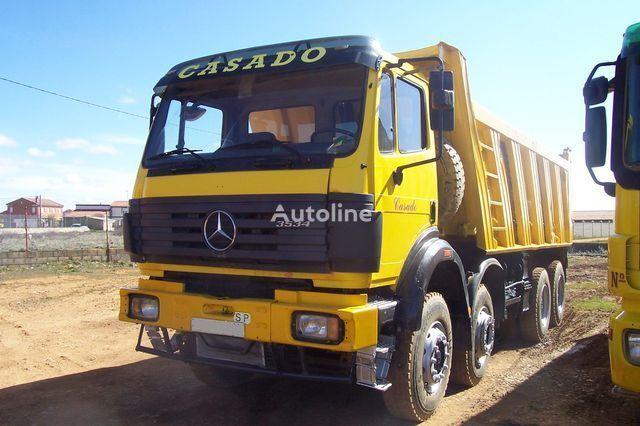 MERCEDES-BENZ SK 3534 K camião basculante