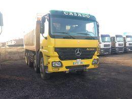 MERCEDES-BENZ actros 4144 K camião basculante