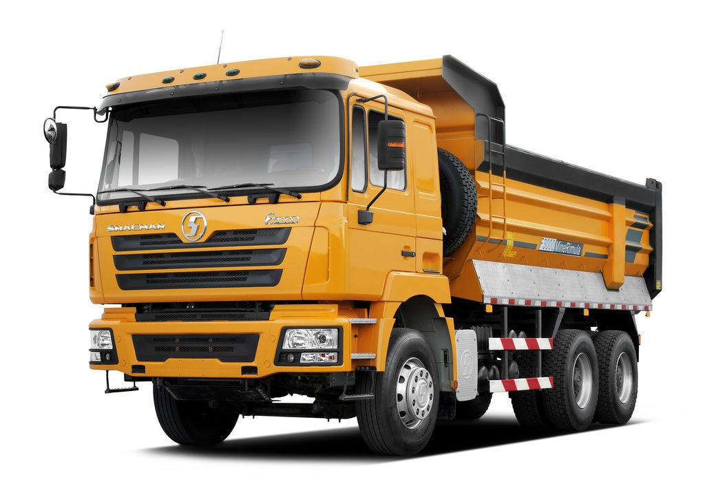 SHACMAN SHAANXI F3000 camião basculante novo