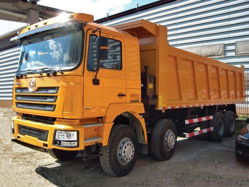 SHACMAN SHAANXI F3000 8x4 camião basculante novo