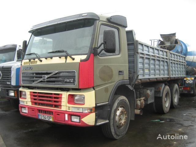 VOLVO FM12 camião basculante