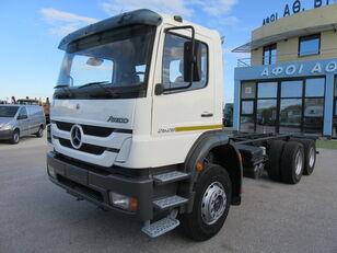camião chassi MERCEDES-BENZ 2628 6x4 ATEGO