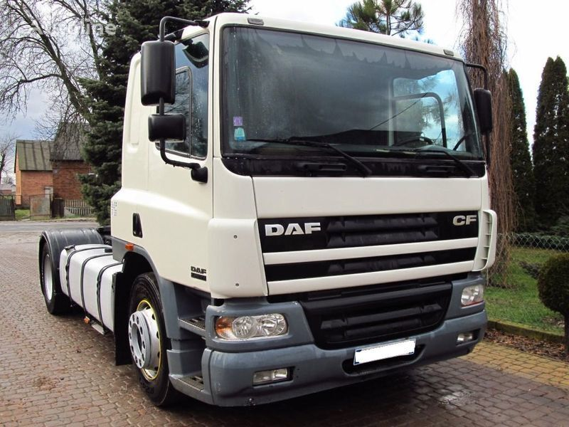 DAF CF 75.360 4x2 CHASSIS 4.0m PERFECT CONDITION camião chassi