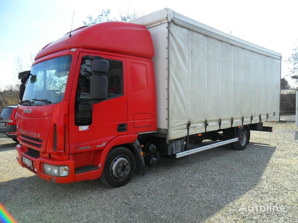 IVECO ML 75E18 camião chassi