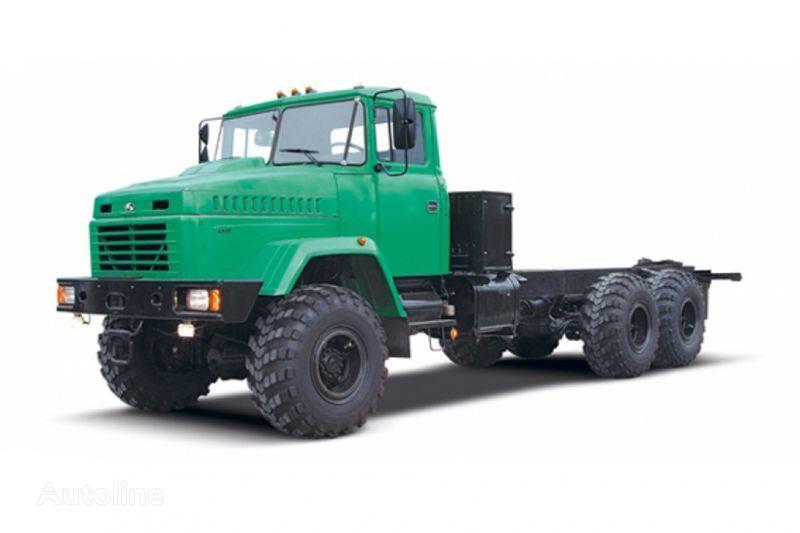KRAZ 6322 camião chassi