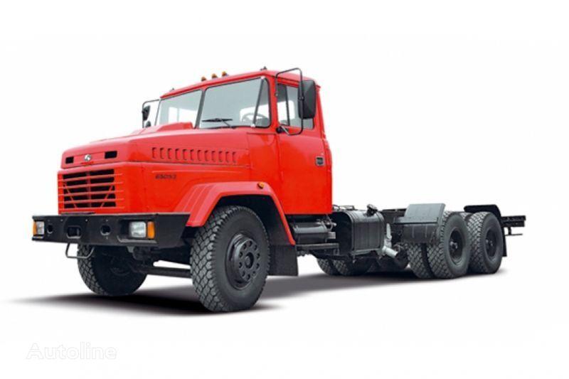 KRAZ 65053 camião chassi