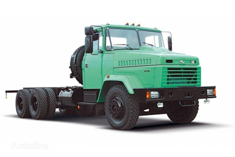 KRAZ 65101 camião chassi