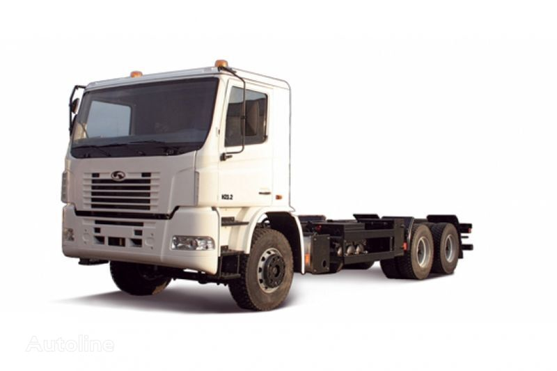 KRAZ H23.2 camião chassi
