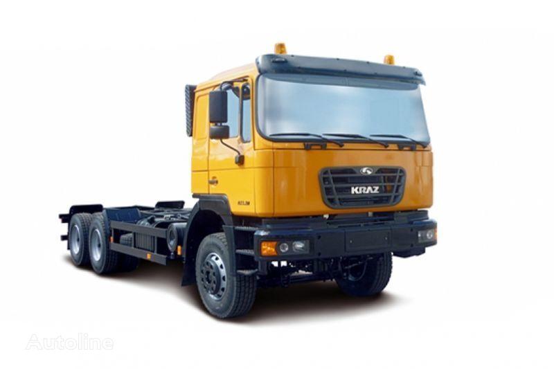 KRAZ H23.2M camião chassi