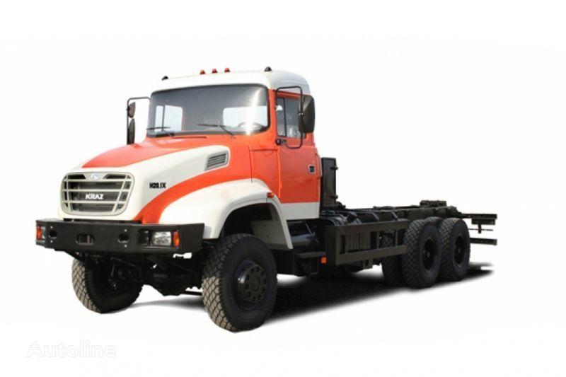 KRAZ N20.1H camião chassi
