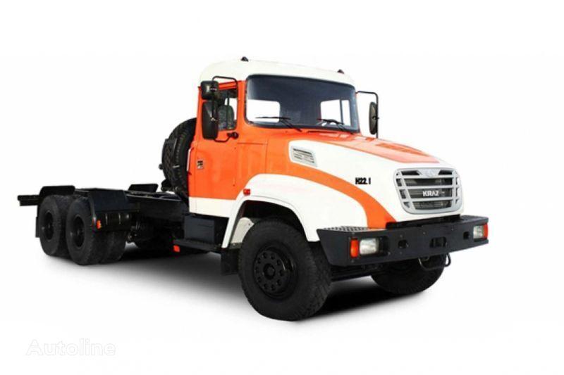 KRAZ N22.1 camião chassi
