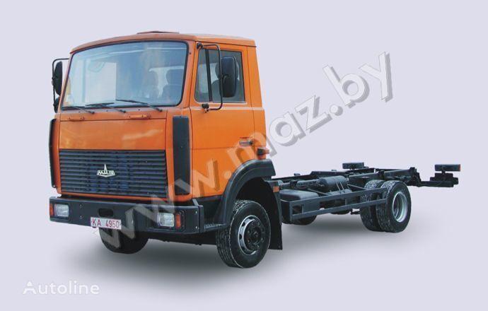 MAZ 4370 camião chassi