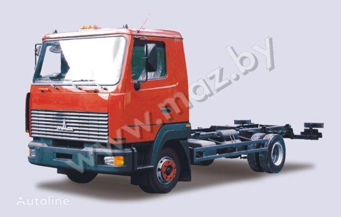 MAZ 4371 camião chassi