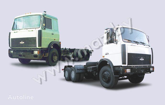 MAZ 6303 camião chassi