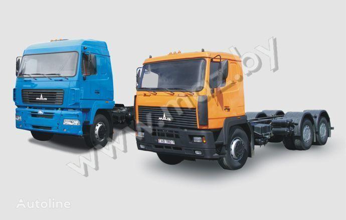 MAZ 6312 camião chassi