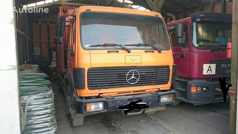 MERCEDES-BENZ 1617 camião chassi