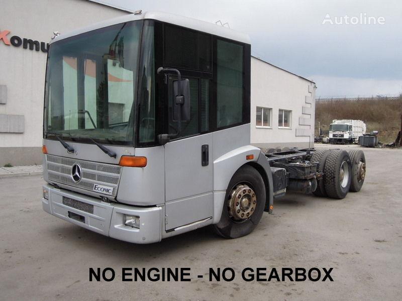 MERCEDES-BENZ Econic 2628 camião chassi