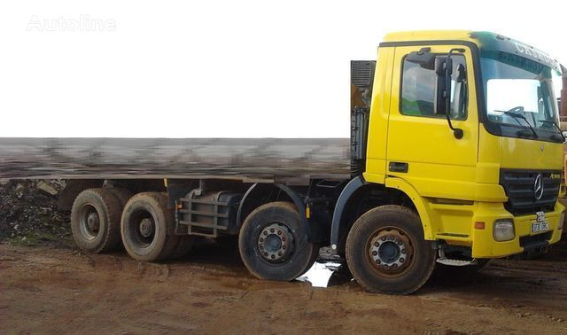 MERCEDES-BENZ actros 4144 K camião chassi