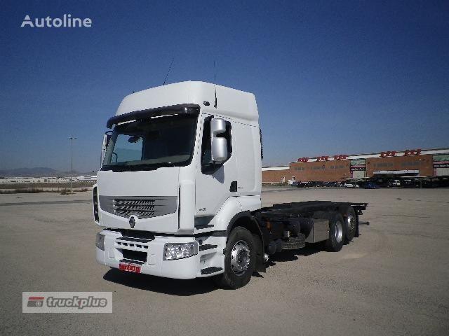 RENAULT PREMIUM 450 camião chassi