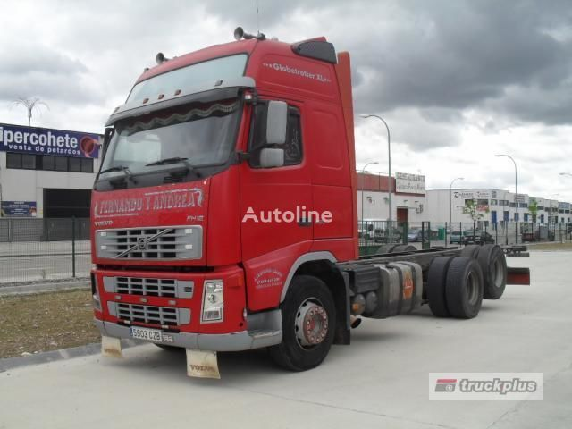VOLVO FH 12 .460 GLOBE camião chassi