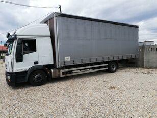 camião com lona deslizante IVECO EuroCargo 120
