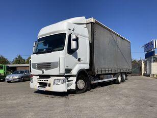 camião com lona deslizante RENAULT Premium 440 Dxi