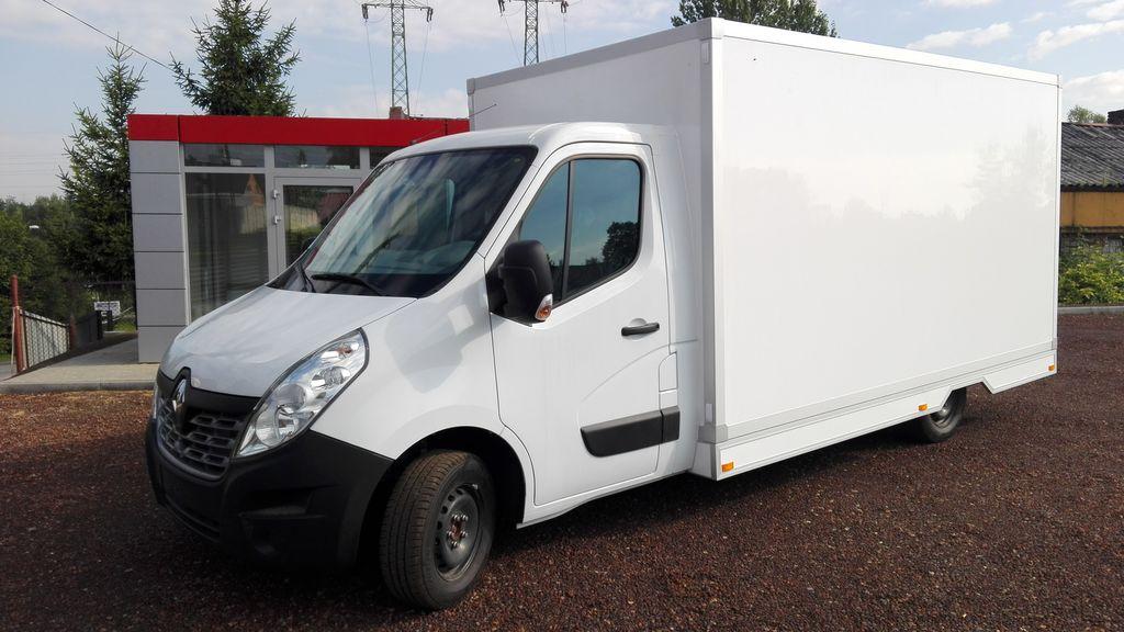 camião comercial OPEL Movano novo
