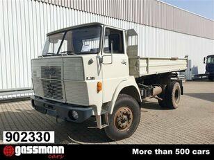 camião de caixa aberta HANOMAG F 161 AK 4x4 F
