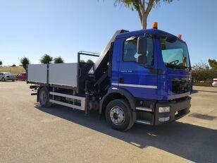 camião de caixa aberta MAN TGS 18 320