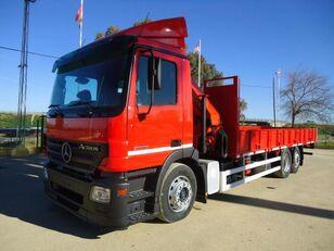 camião de caixa aberta MERCEDES-BENZ ACTROS 25 36