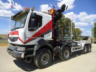 camião de caixa aberta RENAULT KERAX 450.32