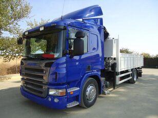camião de caixa aberta SCANIA P 340