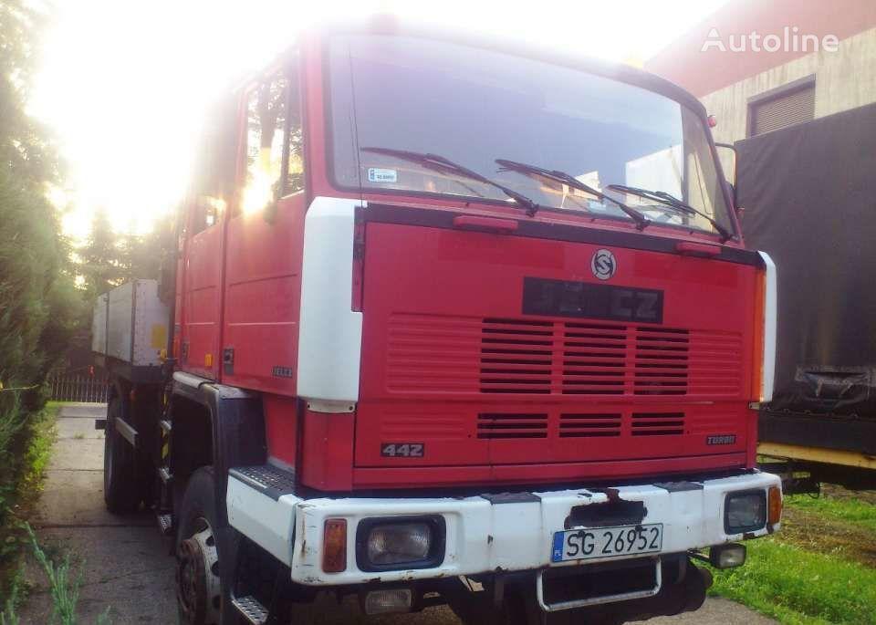 JELCZ 442 camião de caixa aberta