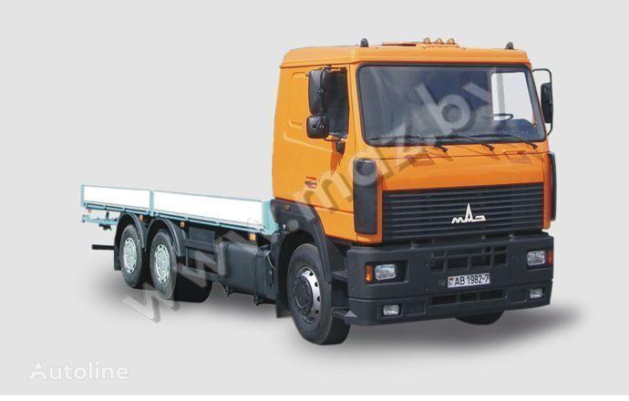 MAZ 6312 A5 camião de caixa aberta