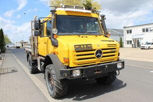 camião de caixa aberta MERCEDES-BENZ Unimog U 4000 437/25 EURO 5 Motor NEU