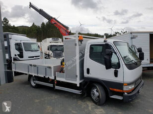 camião de caixa aberta MITSUBISHI Canter